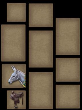 Koń i Siodło Szlachcica